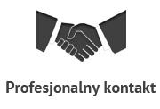 profesjonalny kontakt